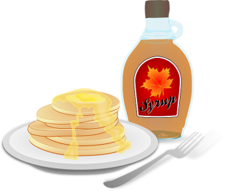 pancakes-and-syrup